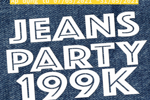 Jeans Party - THEBS