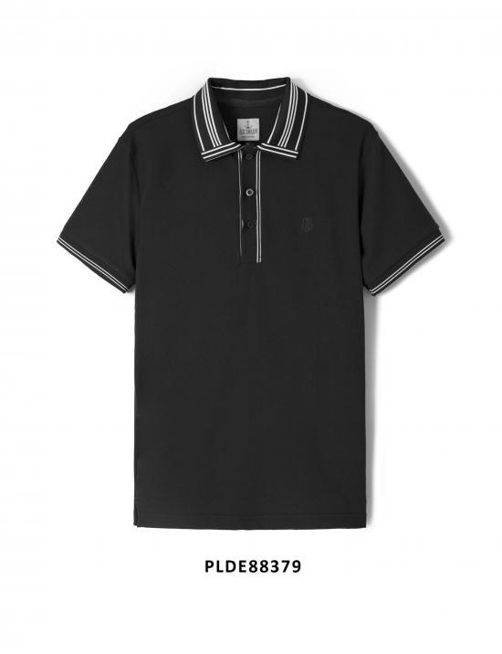 O.S.L POLO - BLACK