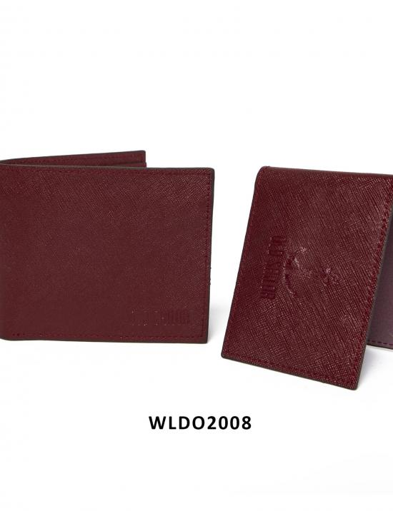 O.S.L WALLET - RED