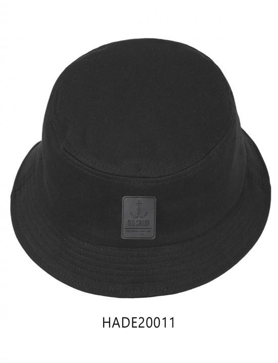 Nón tròn vành cụp O.S.L BUCKET HAT - BLACK