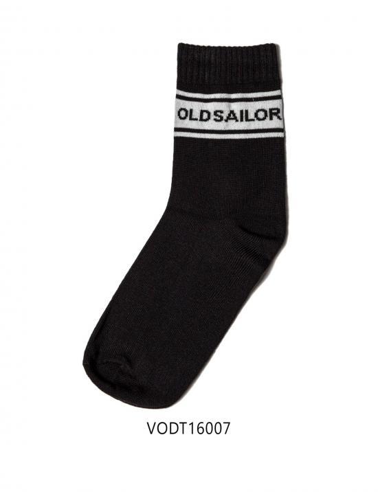 O.S.L SOCK - STRIPE - BLACK WHITE