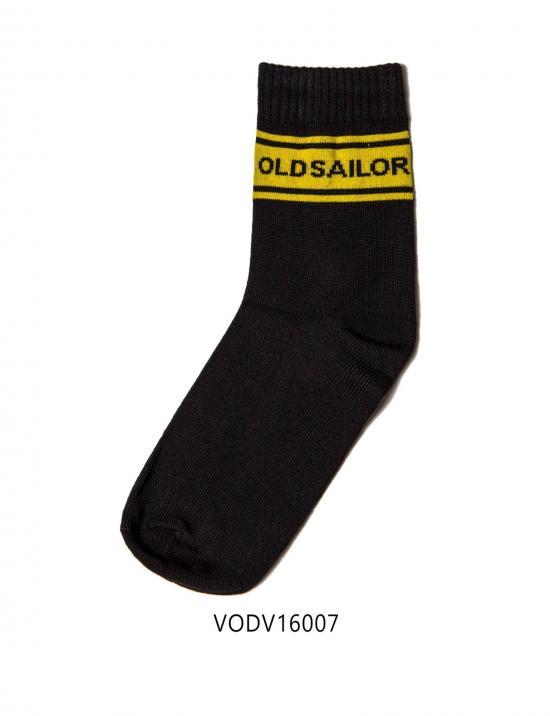 O.S.L SOCK - STRIPE - BLACK